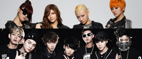 Los debutantes del K-Pop (abril a junio 2013)