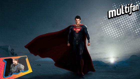 """Cine: Me carga Superman, pero... fui a ver """"El hombre de acero"""""""