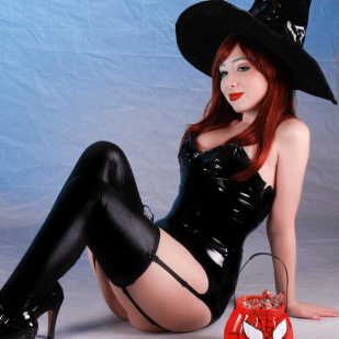 Halloween Mary Jane Watson