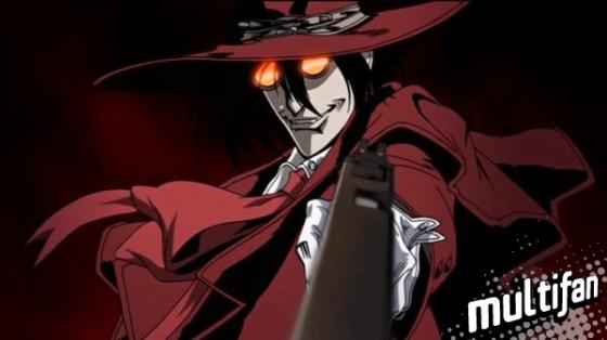 """Vampiros: """"Hellsing"""" en el animé y los estudiosos nipones..."""