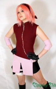 Sakura Haruno de Naruto Shippuden