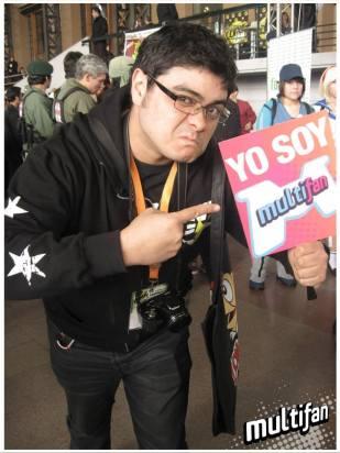 Jorge Aranda, encargado de prensa y comunicaciones en HobbyCon