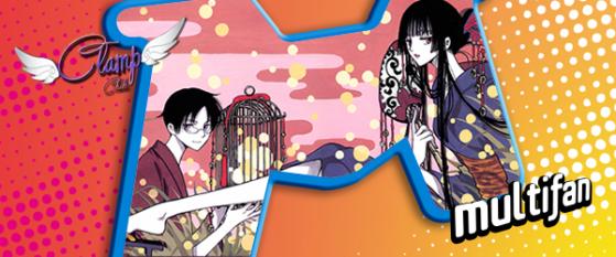 Yuuko y Watanuki de xxxHOLiC