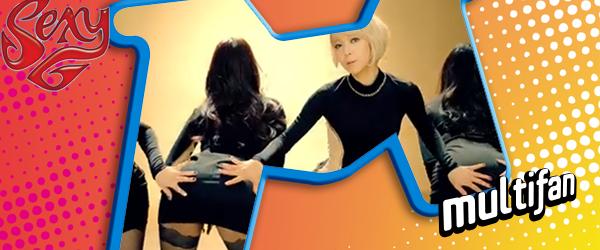 Las chicas sexy se toman el Kpop