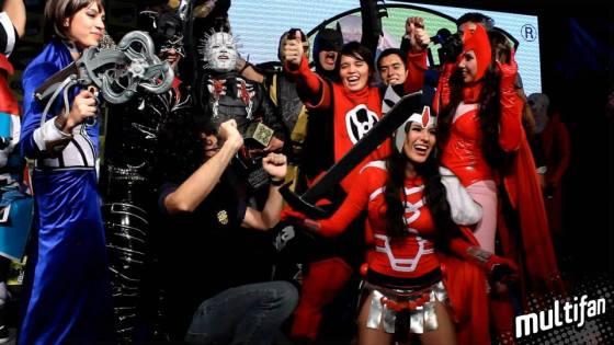 Archivo: Cierre de Comic Con Chile 2014.