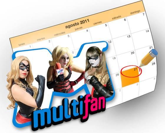 ¡Feliz Día del Cosplay les desea Multifan!