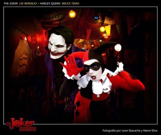 Joker's Harlequinade, bienvenidos a la locura!!!