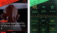 """Star Wars: Tres apps para que """"la Fuerza te acompañe"""" en túcelular"""