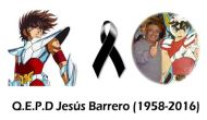 Adiós Jesús Barrero: El cáncer fue más fuerte que elCosmos