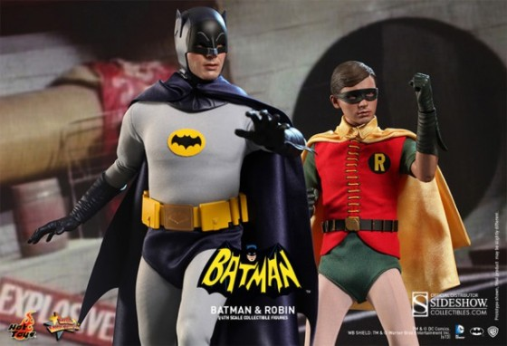 batman y robin 1966