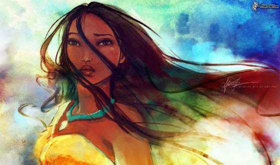 pocahontas,-caricatura-de-mujer-165597