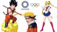 Sailor Moon y Naruto: no solo Gokú será protagonista en Tokio2020
